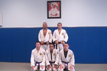 Purple belt group (Coach)