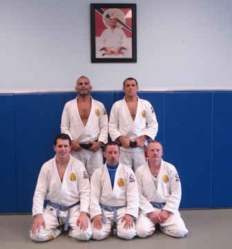 Blue belt group (Assistant coach)