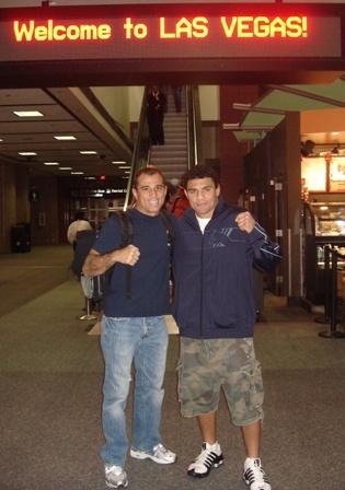 Royler and Fabricio Morango