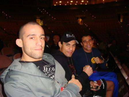 Jorge,Fabricio and Royler
