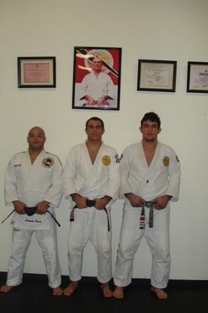 Leonardo,Royler and Rodrigo