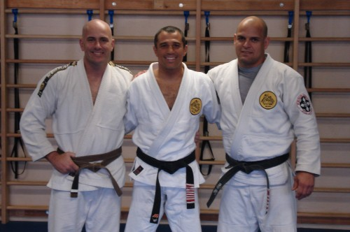 Mike,Royler and Eduardo.
