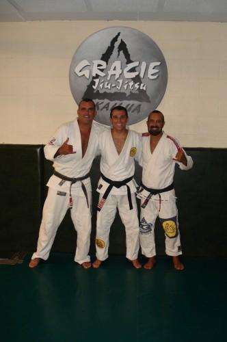 Jason,Royler and Kid
