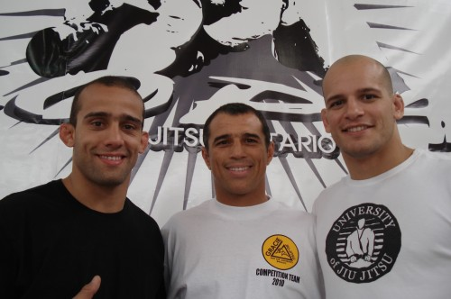 Jorge,Royler and Xande.