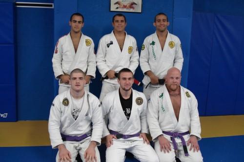 Eduardo,Royler,Jorge,Tomy,Mikey and Nacho.