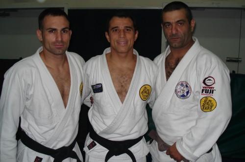 Moshe,Royler and Mordi.