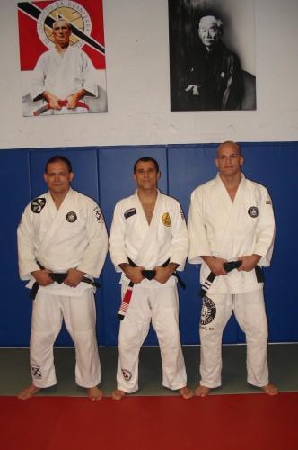 Saulo,Royler and Xande.