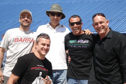 Marcio,Carlos,Royler,Richard and Vinícius.