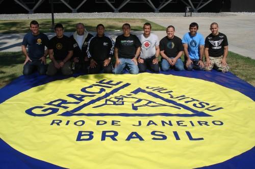 Regis,Rodrigo,Guto,Cleber,Royler,Pedro,Saulo,Fredson and Jorge.