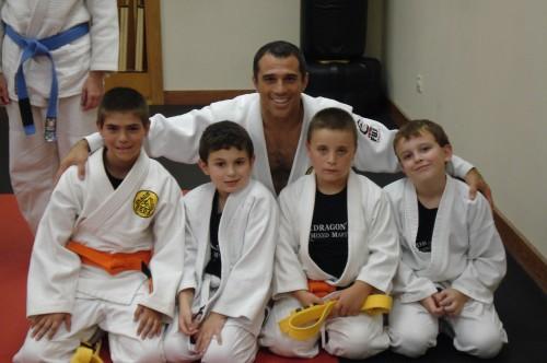 Royler and Kids.