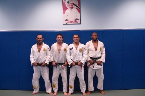 David,Lui,Royler and Tyron.