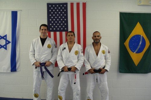 Mike,Royler and David.
