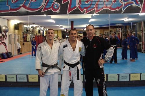 Renato,Royler and Antony.