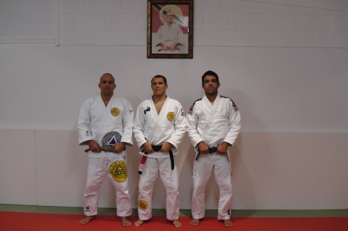 Paulo,Royler and Marcos.