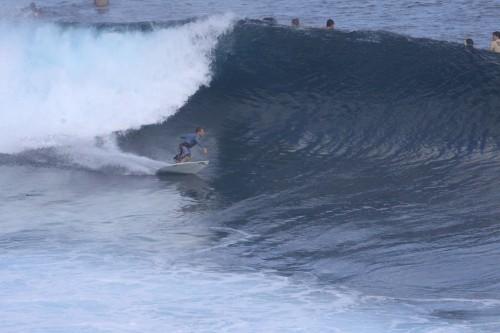 Royler surf Uluwatu.
