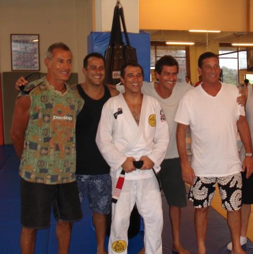 Afranio,Paulo,Royler,Renato and Roberto.