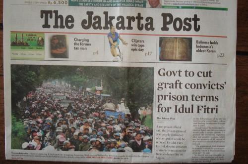 The Jakarta Post.