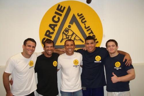 Regis,Wellington(Megaton),Royler,Fabrício(Morango) and Zack.