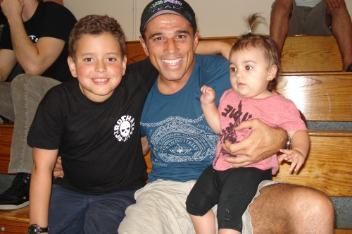 João Lucas(Eduardo Rocha son)Royler and Victoria(Xande daughter).