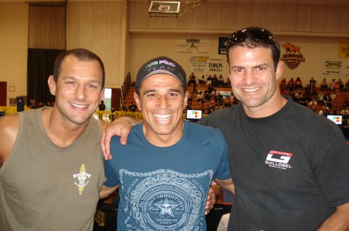 Rodrigo,Royler and Paulo.