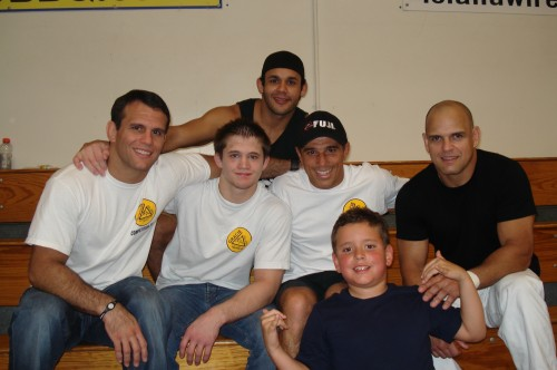Johnny,regis,Zack,Royler,Eduardo(win his category and open)and João.