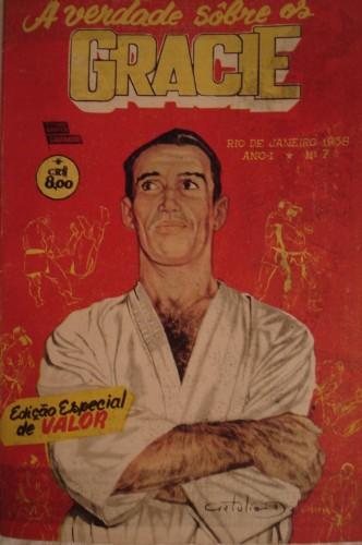 Helio Gracie in 1958 to magazine.