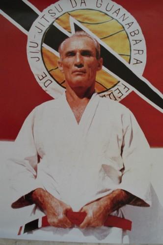 Grand Master Helio Gracie.