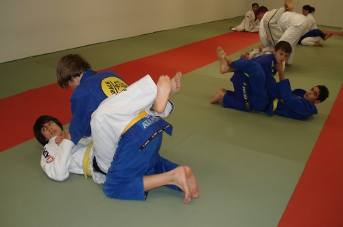 kids Training.