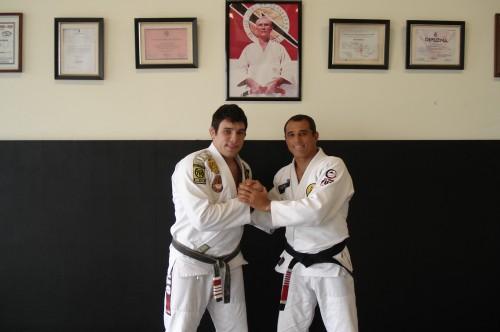 Royler and Rodrigo Pinheiro.