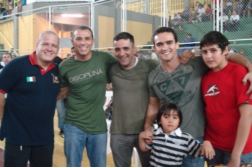 Luis Neto,Royler,Cleber and Sons.