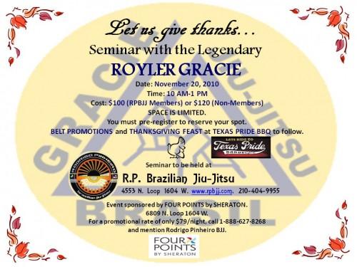 Royler Seminar 2010