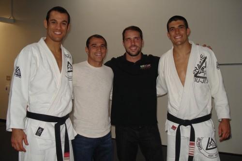 Ryron,Royler,Igor and Rener.