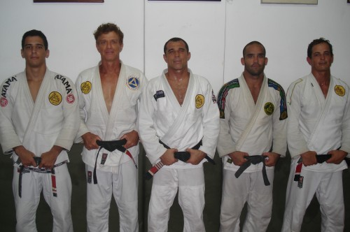 Vitor,Breno,Royler,Guilherme and Felipe.