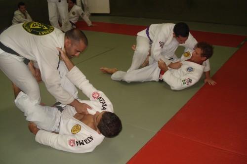 Group trainig.