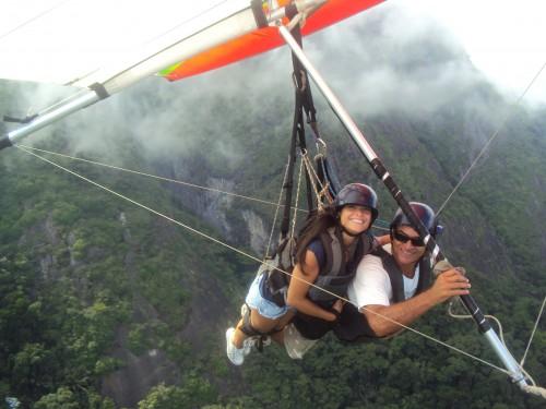 Rayna Flying.