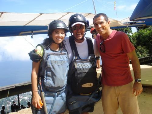 Rhauani,Carlos Mosquito and Royler.