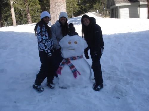 Rarine,Rayssa and Rayna.