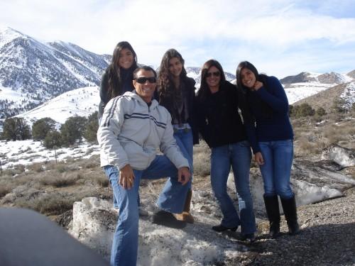 Rayna,Rarine,Vera,Rayssa and I.