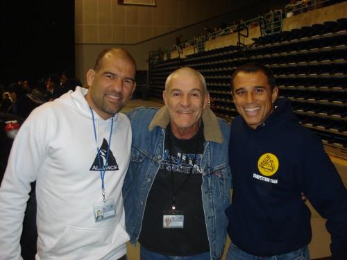 Fábio Gurgel,Fábio Santos and Royler.