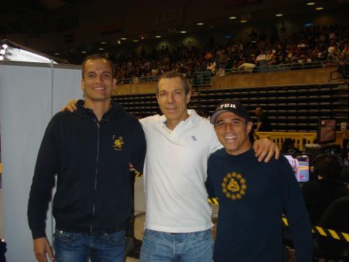 Marcelo,Carlos and Royler.