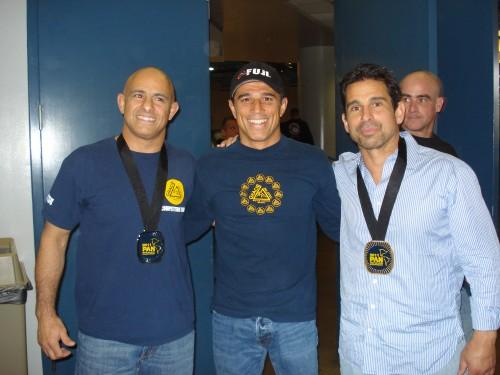 Ricardo,Royler and Marco.