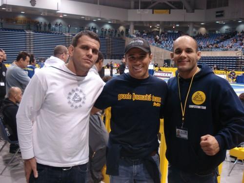 Regis,Royler and Jhonny.