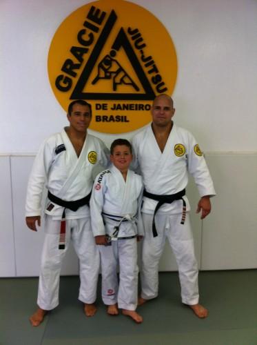 Royler,João and Eduardo.