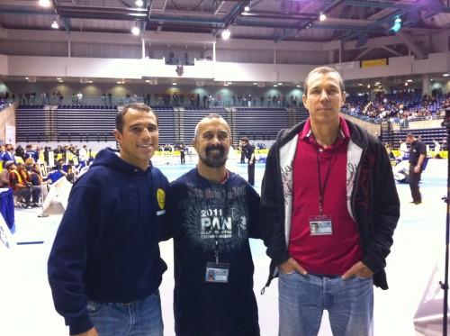 Royler,Geraldo and Carlos.